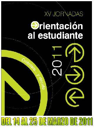 XV Jornadas de Orientación al Estudiante