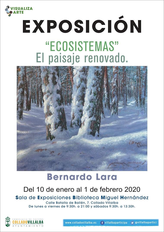 Exposición Ecosistemas