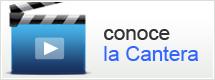 """Acceso al vídeo """"Conoce la Cantera"""""""