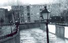 Sitio: Canalización del Río Guadarrama / Situación Actual: Actual canalizado / Cesión: Archivo de la Casa de Cultura