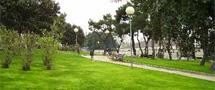 Acceso a parques urbanos