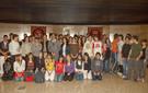 Foto de grupo de los alumnos