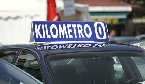 Vehículo de Kilómetro 0
