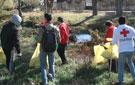 Limpieza del Río Guadarrama