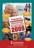 Vacaciones para mayores 2009