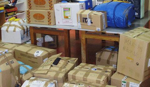 Donaciones de los villalbinos para ayudar a Haití