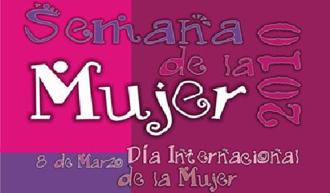 Cartel Semana de la Mujer 2010