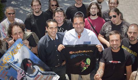 Presentación del Certamen de 2009