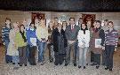 Visita de profesores extranjeros dentro del programa COMENIUS