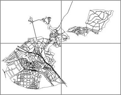 Serie 1. Escala 1:5000 Estructura general y clasificación del Suelo del Término Municipal